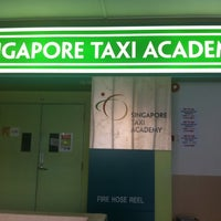 Photo taken at Singapore Taxi Academy by Shaf R. on 8/6/2011