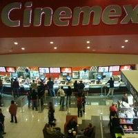Photo taken at Cinemex by Aldiux A. on 1/15/2012
