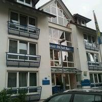 Photo taken at Garni-Hotel Sailer by Diego C. on 7/6/2012