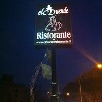 Photo taken at El Duende by Mirko M. on 3/25/2012