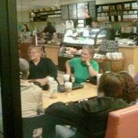 Photo taken at Starbucks by Antonia D. on 10/28/2011