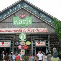 Das Foto wurde bei Karls Erlebnis-Dorf von Patrice S. am 6/16/2012 aufgenommen