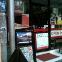 Photo taken at Circle K by ryan k. on 12/6/2011