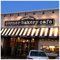 Photo taken at Corner Bakery Cafe by Ron R. on 7/12/2012