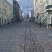 Photo taken at HSL Raitiolinja 2 by Timo U. on 9/15/2011