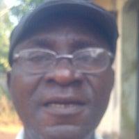 Photo taken at St Anthony' Catholic Church Umudioka by Okwudili A. on 1/24/2012