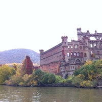 Photo taken at Bannerman Island (Pollepel Island) by naveen on 10/27/2012