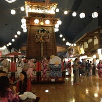 8/19/2012 tarihinde Ayumi Y.ziyaretçi tarafından Oedo Onsen Monogatari'de çekilen fotoğraf
