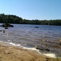 Photo taken at Immeln Sjön by Thorsten P. on 7/21/2013