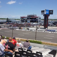 Photo taken at Pocono Raceway by Rodrigo O. on 6/9/2013
