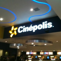 Photo taken at Cinépolis by Rodrigo O. on 8/24/2013