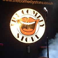 Photo taken at The Comedy Store by Déia on 5/30/2013