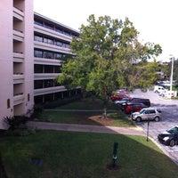 Photo taken at Rosen Inn at Pointe Orlando by Ailton C. on 12/15/2012