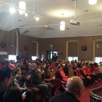 Photo taken at Celebration Church At Monroe St by David S. on 12/22/2013