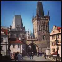 Photo taken at Prague by Aleksei on 3/6/2013