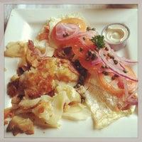 Photo taken at Ida's Cafe by Anika on 9/22/2013