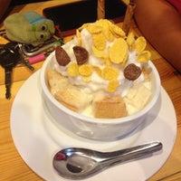 Photo taken at Milk Story by Yoziik on 5/27/2014