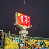 Photo taken at Central Stadium by Dmitry D. on 11/8/2015