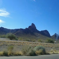 Photo taken at Picacho Peak by Melissa M. on 11/20/2012