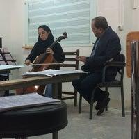 Photo taken at Faculty of Art & Architecture |دانشکده هنر و معماری واحد تهران مرکز by Nima B. on 10/9/2017