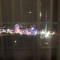 Photo taken at Hotel & Plaza Stadium by Elizabeth R. on 1/28/2018