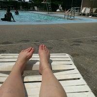 Photo taken at Essex Pool Montclair by Simonetta J. on 6/29/2014
