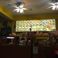 Photo taken at Haili's Hawaiian Foods by Eva on 10/29/2014