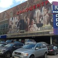 Снимок сделан в Киноцентр «Октябрь» пользователем Елена 5/30/2013