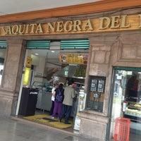 Photo taken at La Vaquita Negra Del Portal by Felipe P. on 5/23/2013
