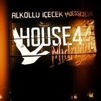 Photo taken at House 44 Midnight by Lahsu raifoğlu L. on 10/4/2013