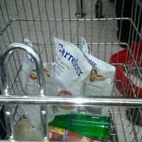 Photo taken at Carrefour by Basuki R. on 10/24/2012
