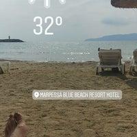 9/16/2017 tarihinde Tunç M.ziyaretçi tarafından Marpessa Blue Beach Resort & SPA Hotel'de çekilen fotoğraf