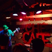 Photo taken at The Ché Café Collective by Pete C. on 5/24/2014