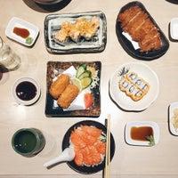 Photo taken at Sushi Tei by Ken L. on 1/3/2016