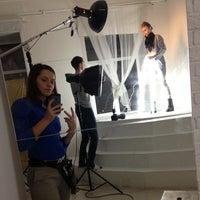Photo taken at HD Studio by Irin K. on 12/3/2013
