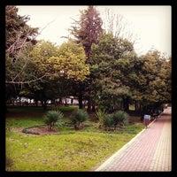 Photo taken at Парк культуры и отдыха by Irin K. on 3/10/2013
