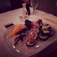 Photo taken at Tokyo Sushi Bar by Elijah R. on 3/29/2013