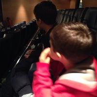 Photo taken at Cinema Giometti Multisala by Giuliano C. on 2/1/2014