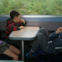 Photo taken at Train to Liverpool, Lime Street by Ali H. on 7/29/2013