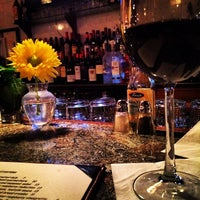 Photo taken at Mezza Restaurant & Bar by Dan D. on 1/31/2014