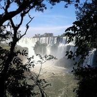 Foto tomada en Cataratas del Iguazú por Livio Ramon R. el 5/1/2013