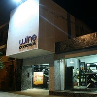 Photo taken at Wine Concept by Martin E. on 9/5/2011