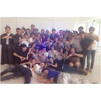 Photo taken at Bangkok University by BoomMiez P. on 6/9/2013