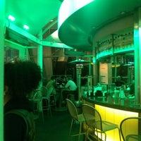 Photo taken at Stripburger by Yoonsuh K. on 1/9/2013
