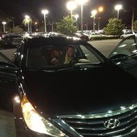 Снимок сделан в King Hyundai пользователем Eric L. 2/3/2013