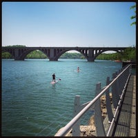 Photo taken at Georgetown Waterfront Park by Kristen M. on 5/1/2013