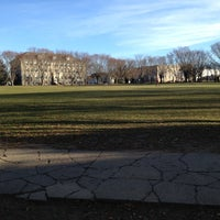 Photo taken at University of Rhode Island by Alissa on 12/6/2012