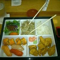 Photo taken at Matsuri by Jordan S. on 9/28/2012