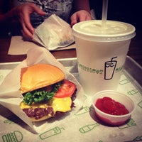 Photo taken at Shake Shack by April M. on 2/26/2013