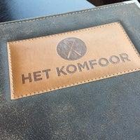 Photo taken at Het Komfoor by Eliza🐯 on 3/15/2015